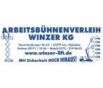 Logo Arbeitsbühnenverleih Winzer KG