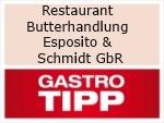 Logo Restaurant Butterhandlung Esposito & Schmidt GbR
