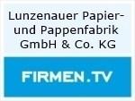 Logo Lunzenauer Papier- und Pappenfabrik GmbH & Co. KG