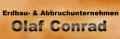Logo Olaf Conrad  Erdbau & Abbruchunternehmen