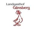 Logo Landgasthof Gänsberg