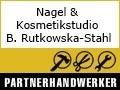 Logo Nagel und Kosmetikstudio Barbara Rutkowska-Stahl