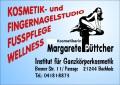 Logo Kosmetikstudio & Fingernagelstudio Margarete Püttcher