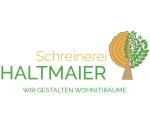 Logo Schreinerei Haltmaier  Wir gestalten Wohn(t)räume
