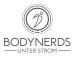 Logo BODYNERDS UNTER STROM