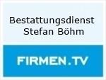 Logo Bestattungsdienst Stefan Böhm