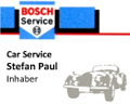 Logo Bosch Car Service Paul