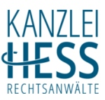 Logo Kanzlei Hess  Rechtsanwälte