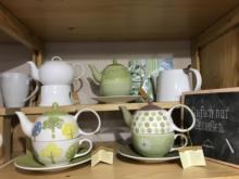 Tee- und Gewürzecke Lux