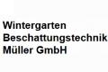 Logo Müller GmbH  Wintergarten und Beschattungen