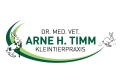 Logo Kleintierpraxis  Dr.med.vet. Arne Timm