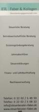 ETL - Faber & Kollegen GmbH  Steuerberatungsgesellschaft