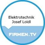 Logo Josef Loidl Elektrotechnik