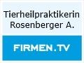 Logo Tierheilpraktikerin Rosenberger Andrea mobile Tierheilpraxis