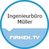 Logo Ingenieurbüro Müller  Thermografie und Leckortung