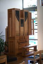 Werner Mann  Orgelbau