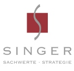 Logo Maria Singer Singer Sachwerte Strategie