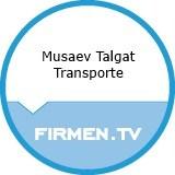 Logo Musaev Talgat Transporte