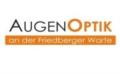 Logo Augenoptik an der Friedberger Warte
