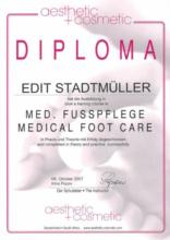 Ellis Fusspflege Studio  Inh. Edit Stadtmüller