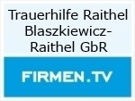 Logo Trauerhilfe Raithel Blaszkiewicz-Raithel GbR