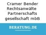 Logo Cramer Bender Rechtsanwälte  Partnerschaftsgesellschaft mbB