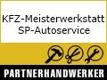 Logo KFZ-Meisterwerkstatt SP-Autoservice