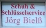 Logo Schuh- u. Schlüsselservice Inh. Jörg Bielß