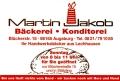 Logo Bäckerei Martin Jakob  Inh. Wolfgang Kleinert