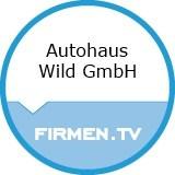 Logo Autohaus Wild GmbH