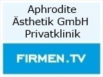 Logo Aphrodite Ästhetik GmbH  Privatklinik
