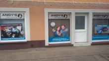 Andy's Fahrschule Concept & Drive