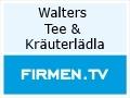Logo Walters Tee & Kräuterlädla