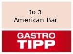 Logo Jo 3 American Bar