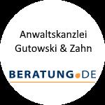 Logo Anwaltskanzlei Gutowski & Zahn
