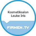 Logo Kosmetiksalon Leube Iris