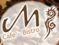 Logo M. CAFE. BISTRO