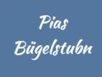 Logo Pias Bügelstubn  Sonja Trummer