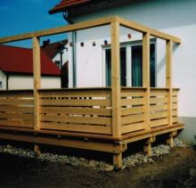 Rauscher  Holzhandel - Montage