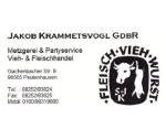 Logo Jakob Krammetsvogl GdbR  Metzgerei & Partyservice - Vieh- & Fleischhandel
