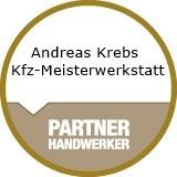 Logo Andreas Krebs  Kfz-Meisterwerkstatt
