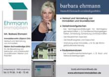 Diplom-Sachverständige Barbara Ehrmann