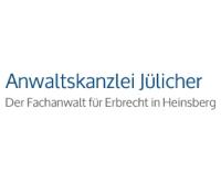 Logo Hans-Oskar Jülicher  Rechtsanwalt u. FA Erbrecht