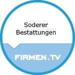 Logo Bestattungen Franz Soderer