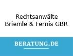 Logo RAe. Briemle & Fernis GBR