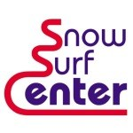Logo snow surf center
