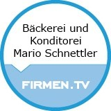 Logo Bäckerei und Konditorei  Mario Schnettler