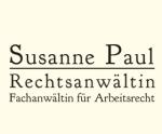 Logo Anwaltskanzlei Paul