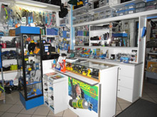 Gerdas Dive Shop