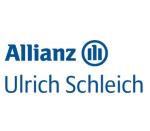 Logo Allianz-Generalvertretung  Ulrich Schleich